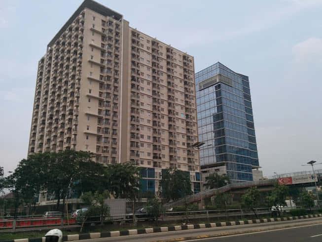 signature park apartment